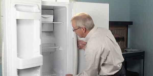 تعمیر یخچال ساید بای ساید ال جی